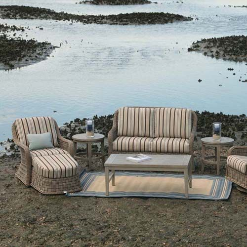 Hand Woven Furniture By Ebel Made To Live Outdoors Best Outdoor