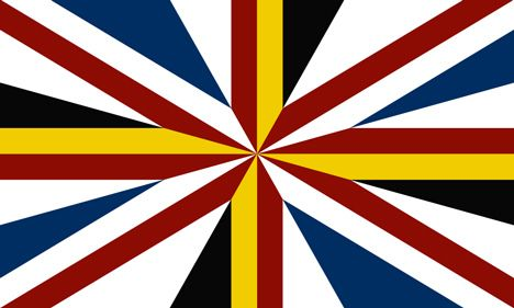 Flag Design Ideas new australian flag design afl8 by vookoo redbubble Alternative Designs Proposed For The Union Jack Flag Without Scotland