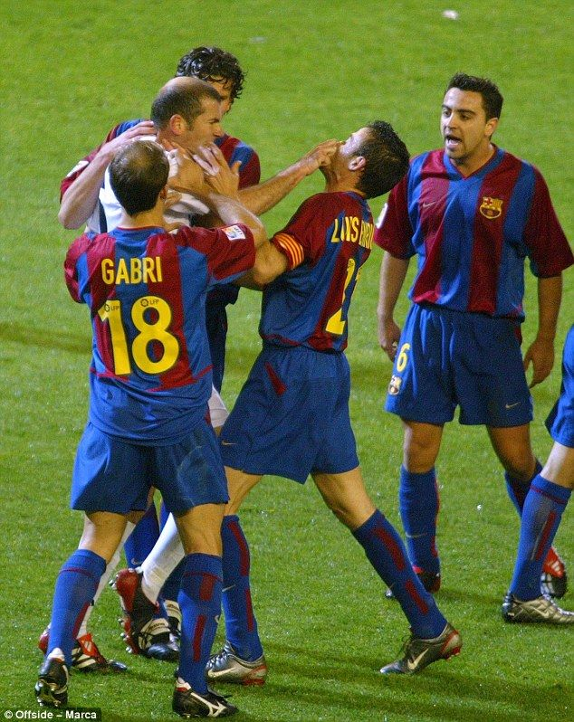 Zidane and Enrique set to resume their Clasico rivalry