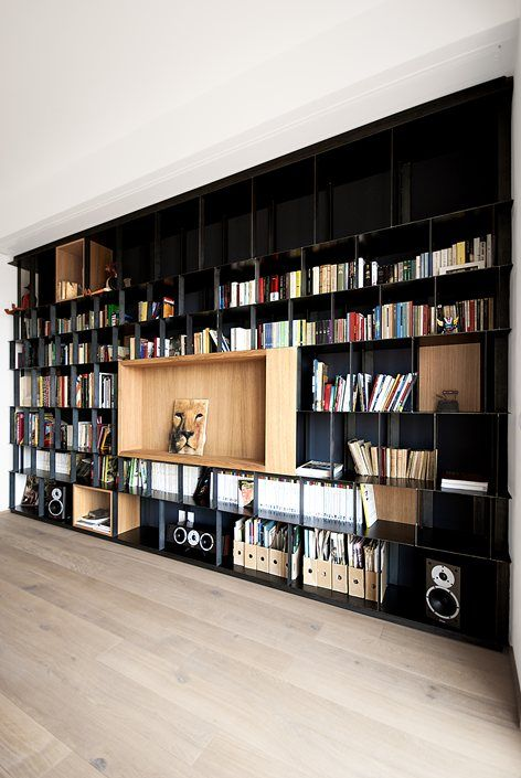 Wood and iron apartment varese 2012 lca architetti for Architetti on line gratis