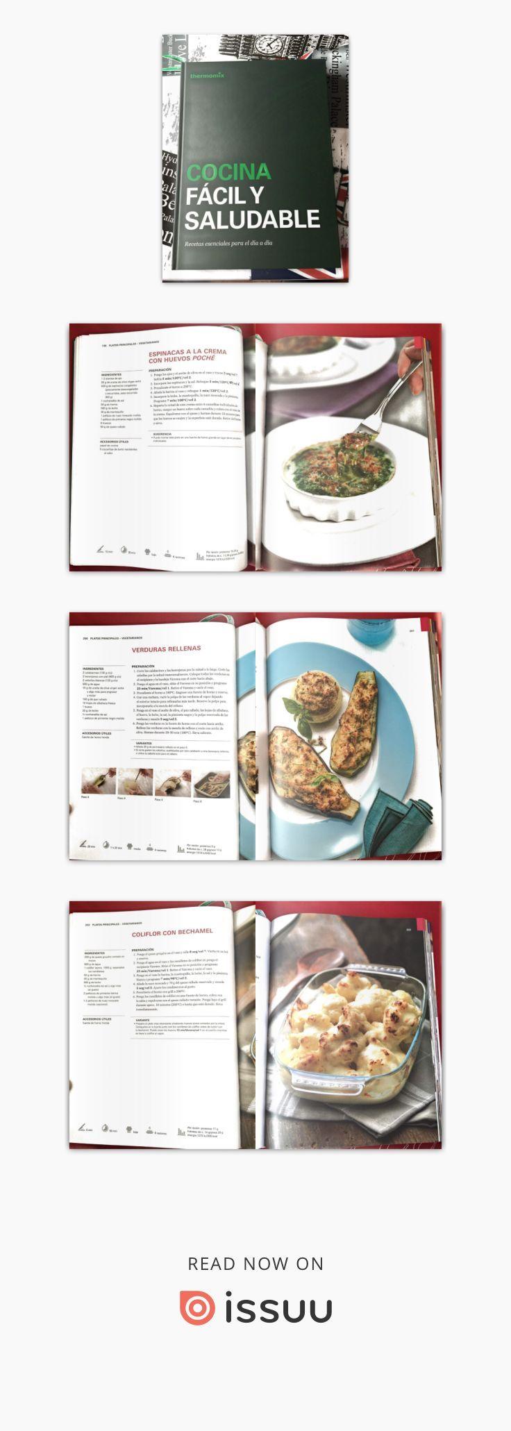 Cocina Fácil Y Saludable Thermomix Digital Cocina Facil Y Saludable Cocina Fácil Thermomix