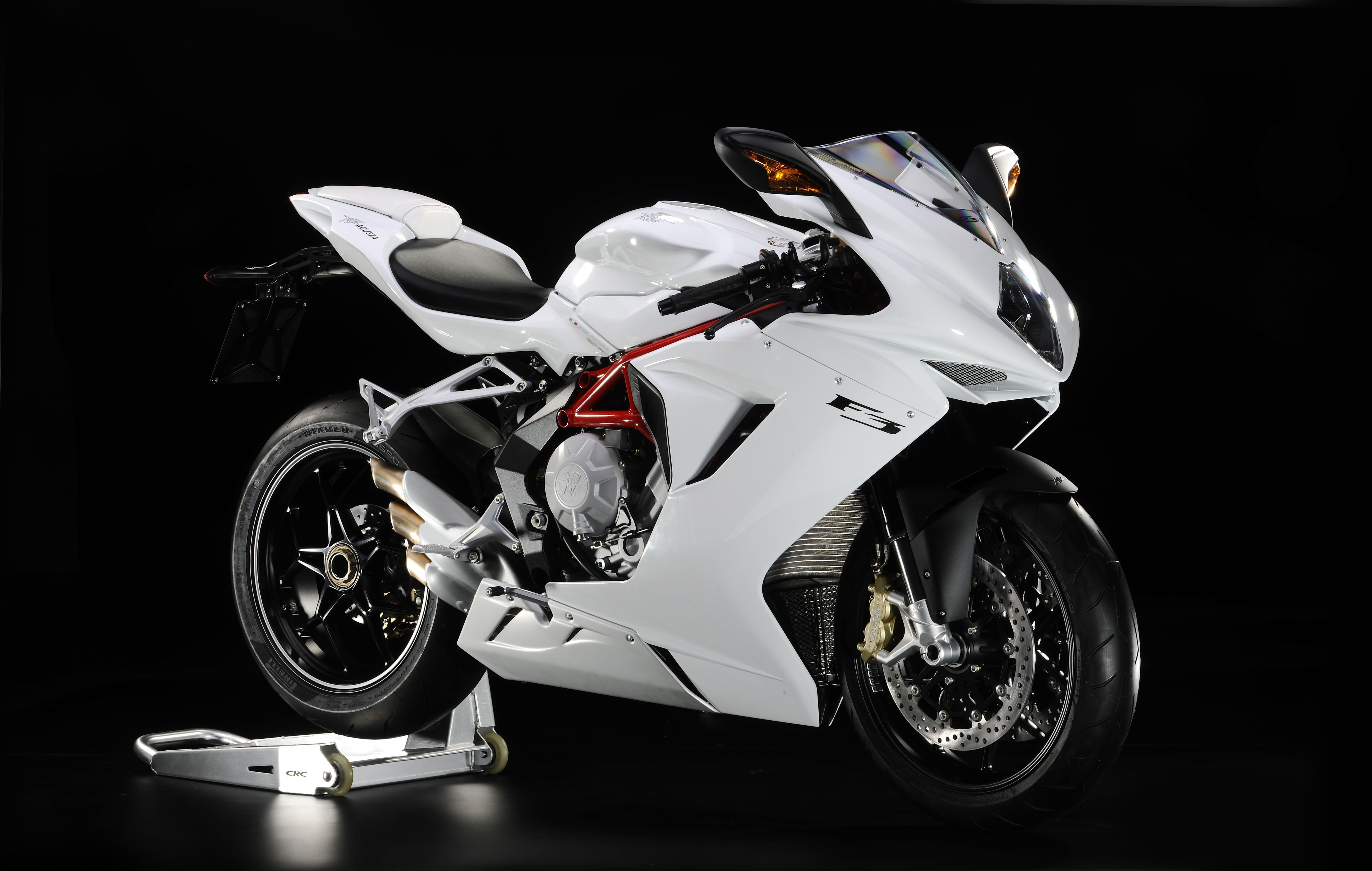 mv agusta f3 in pastel white | cars & bikes i love | pinterest