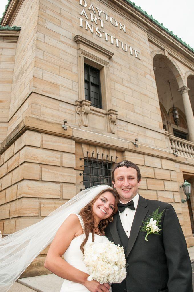 Kortyka Luken Wedding Dayton Art Institute Wedding Photography