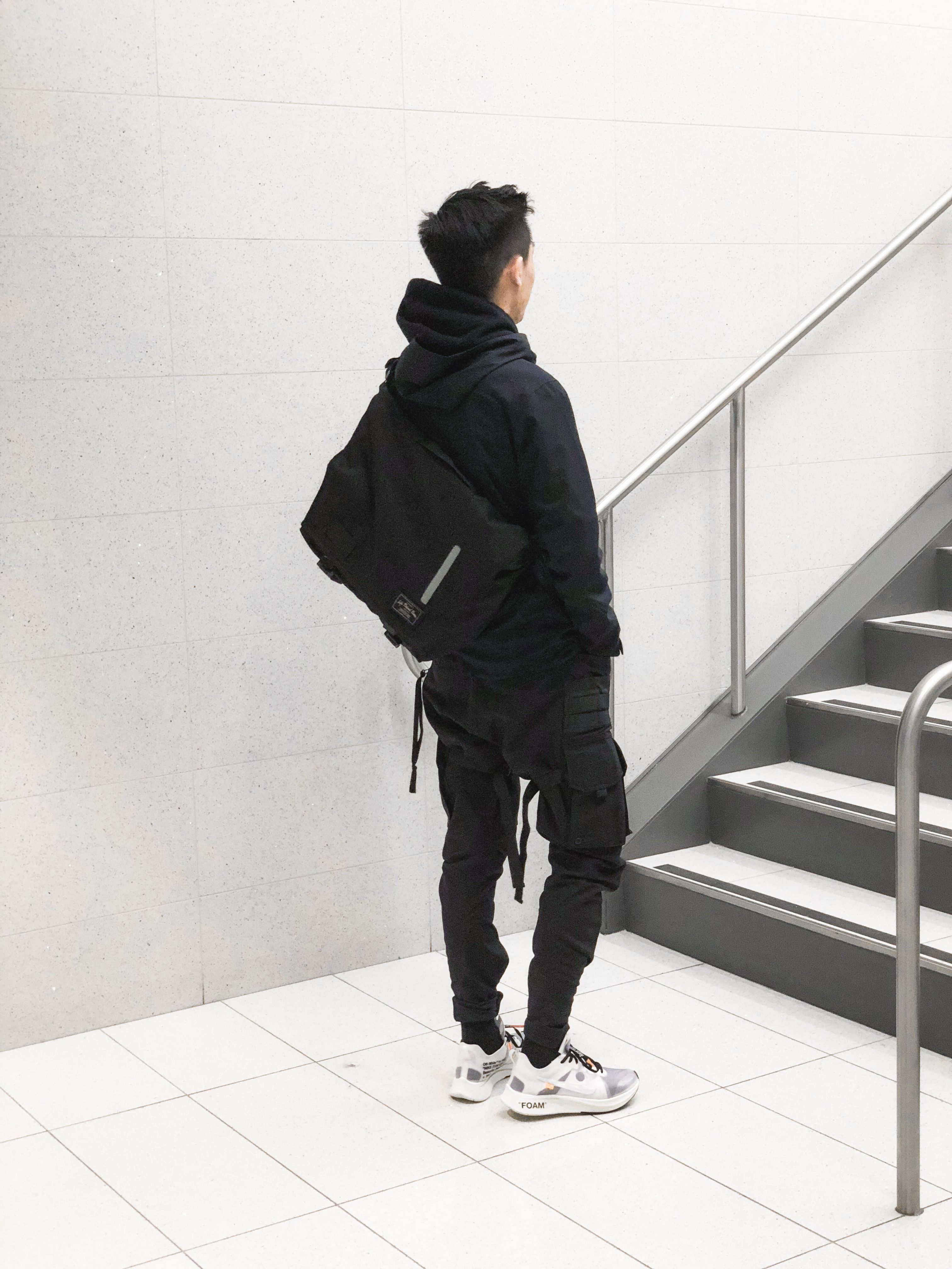WDYWT] tech fit with off nike x off