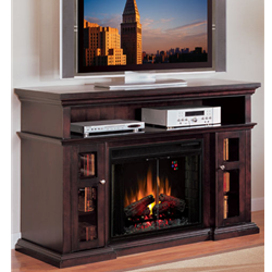 Build A Hidden Mantle Shelf Above The Fireplace For The Tv