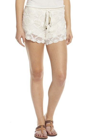 Billabong 'Ray of Light' Shorts - White