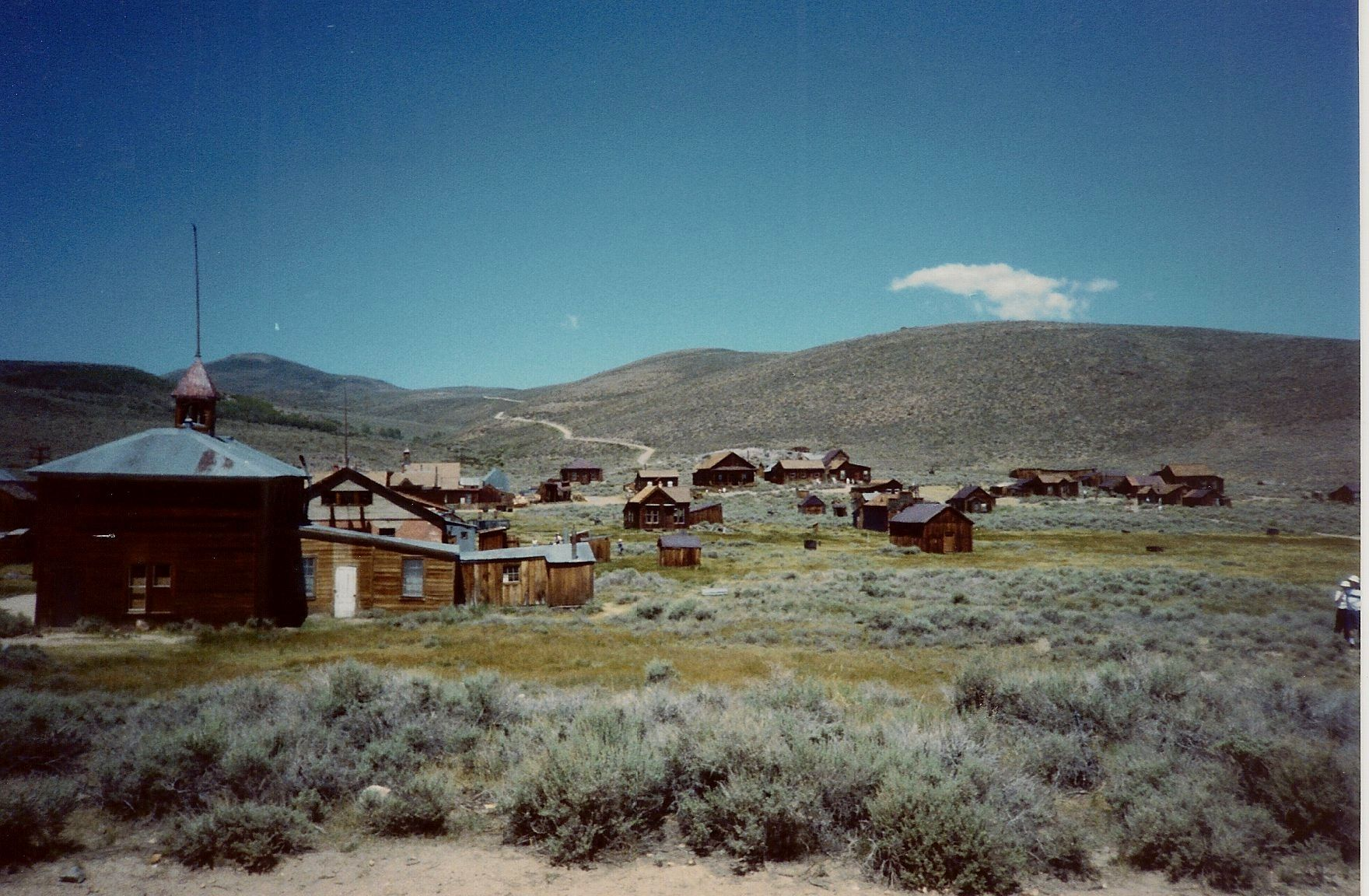 Bodie State Historic Park Places to visit, State parks