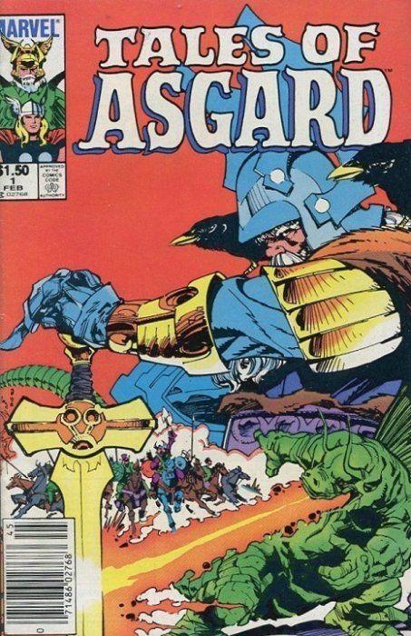 asgard marvel comics marvel s tales of asgard issue 1b asgard rh pinterest com Comic Book Values Rare Vintage Disney Comic Books