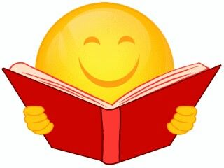 Pin By Bookmark Heaven On I Love To Read Smiley Face
