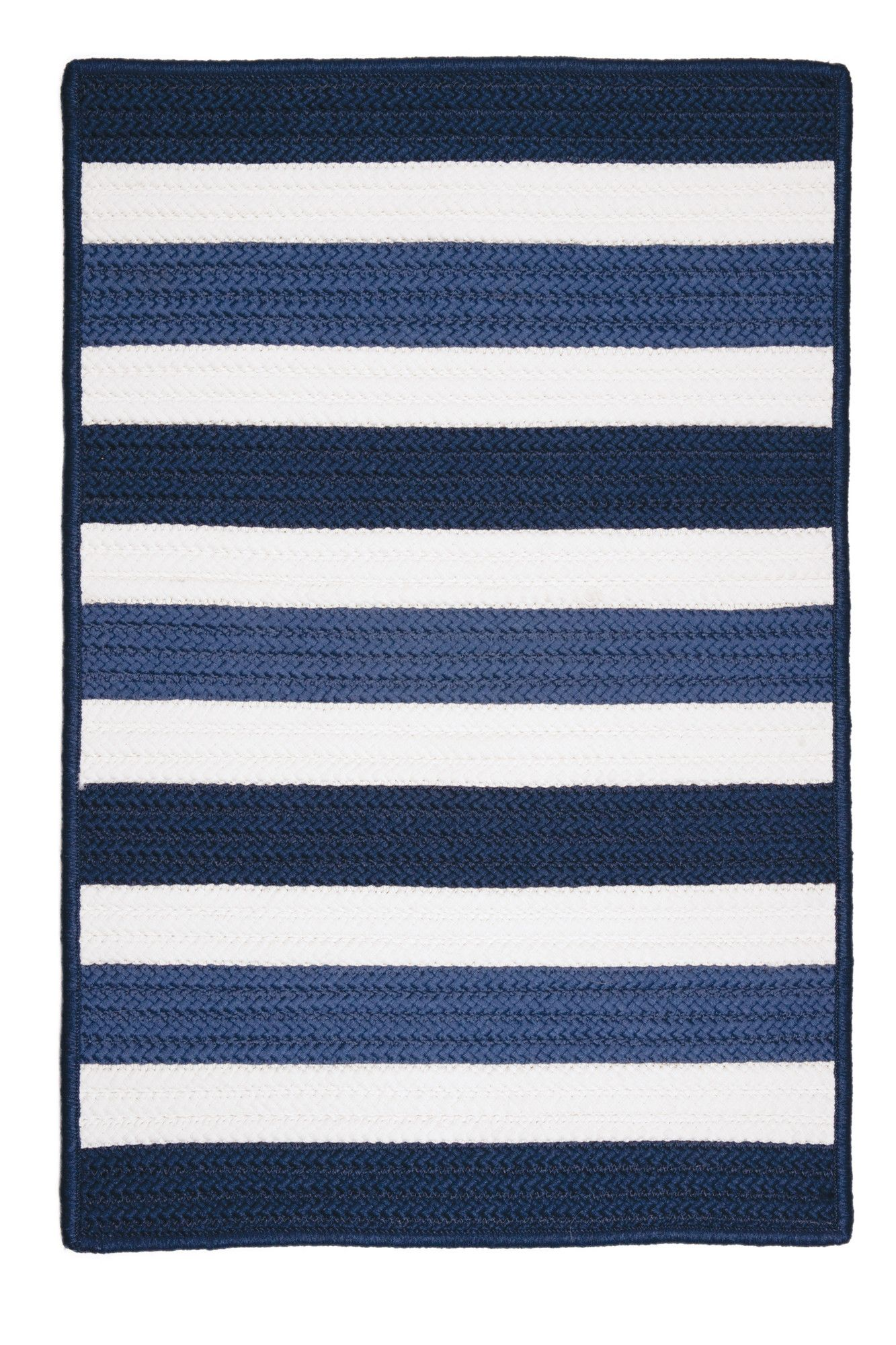 Colonial Mills Portico Nautical Indoor Outdoor Area Rug Reviews Wayfair