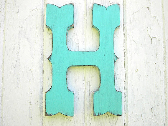 Wooden Rustic Letter 12 H Western Style Wedding By Lettersofwood Rustic Letters Art Wall Kids Western Style Wedding
