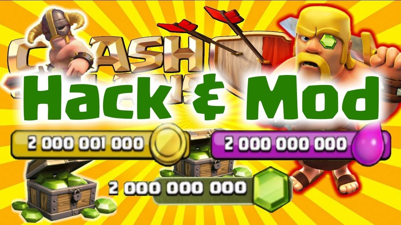 game hack clash of clans online