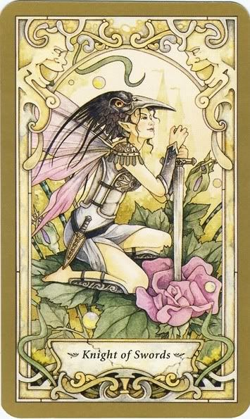 Mystic Faerie Tarot Five Of Swords Photo:  This Photo was uploaded by DeeJay30. Find other Mystic Faerie Tarot Five Of Swords pictures and photos or uplo...