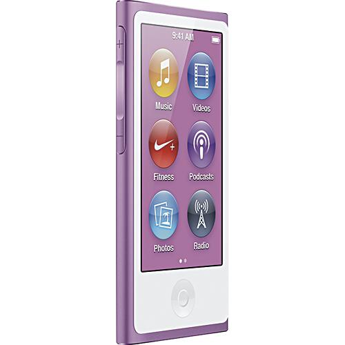 Best Buy Apple Ipod Nano 16gb Mp3 Player 7th Generation Purple Hdph 28 Ipod Nano Apple Ipod Ipod