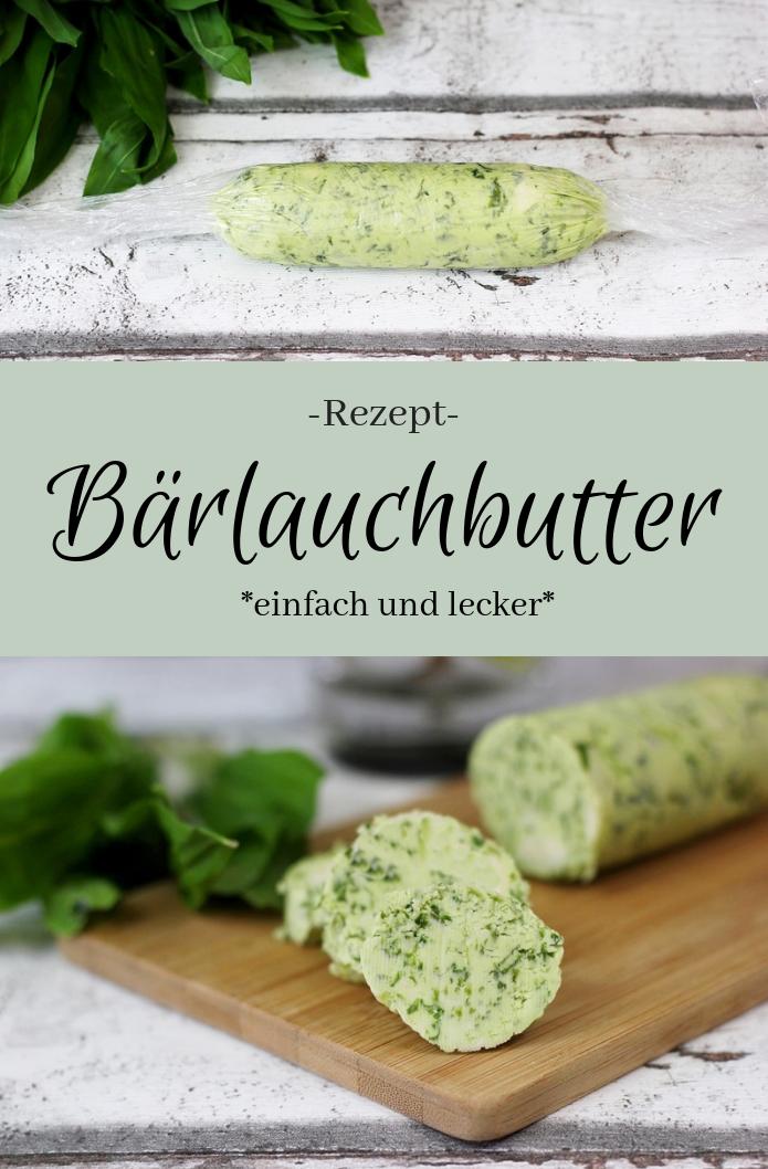 Bärlauchbutter - The inspiring life