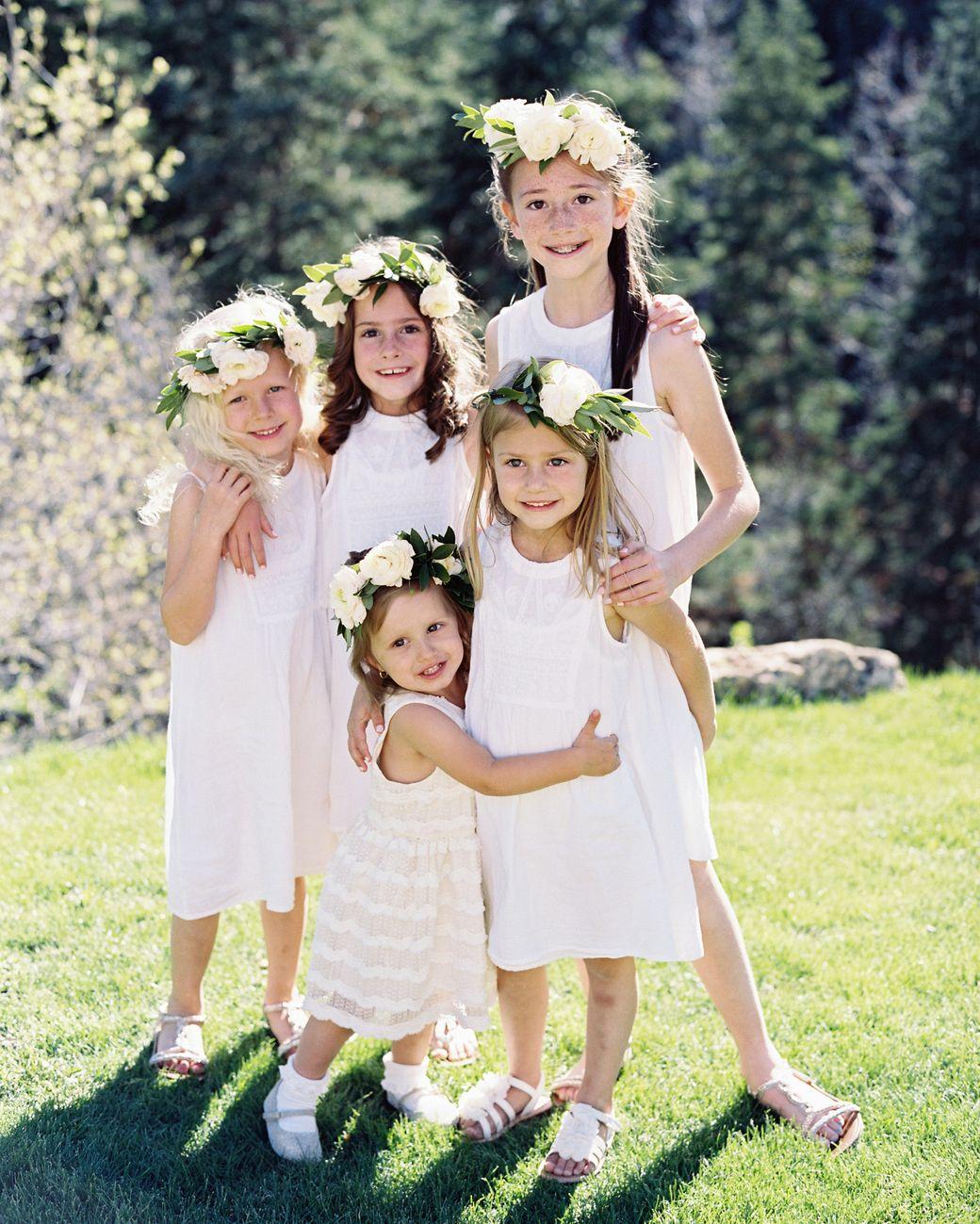 Flower Girl Dresses in Utah