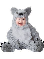 9f6255e7ae27 Baby Grey Wolf Costume