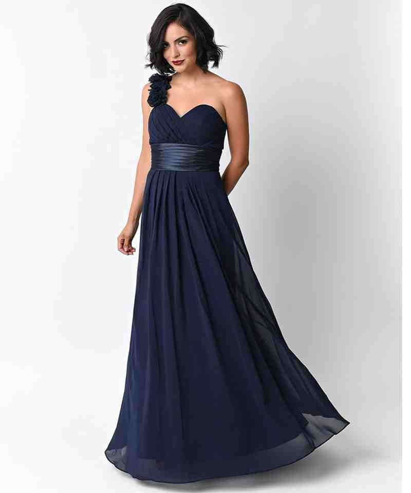 Navy Blue Bridesmaid Dresses Under 100 Blue Bridesmaid Dresses