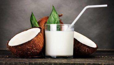 Coconut Milk Recipe - Featured Image