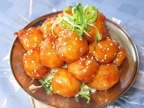 Sweet And Sour Chicken Yum Chicken Balls Sweet N Sour Chicken Chinese Chicken