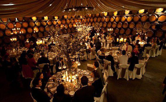 Sandalford Winery - Oak Room