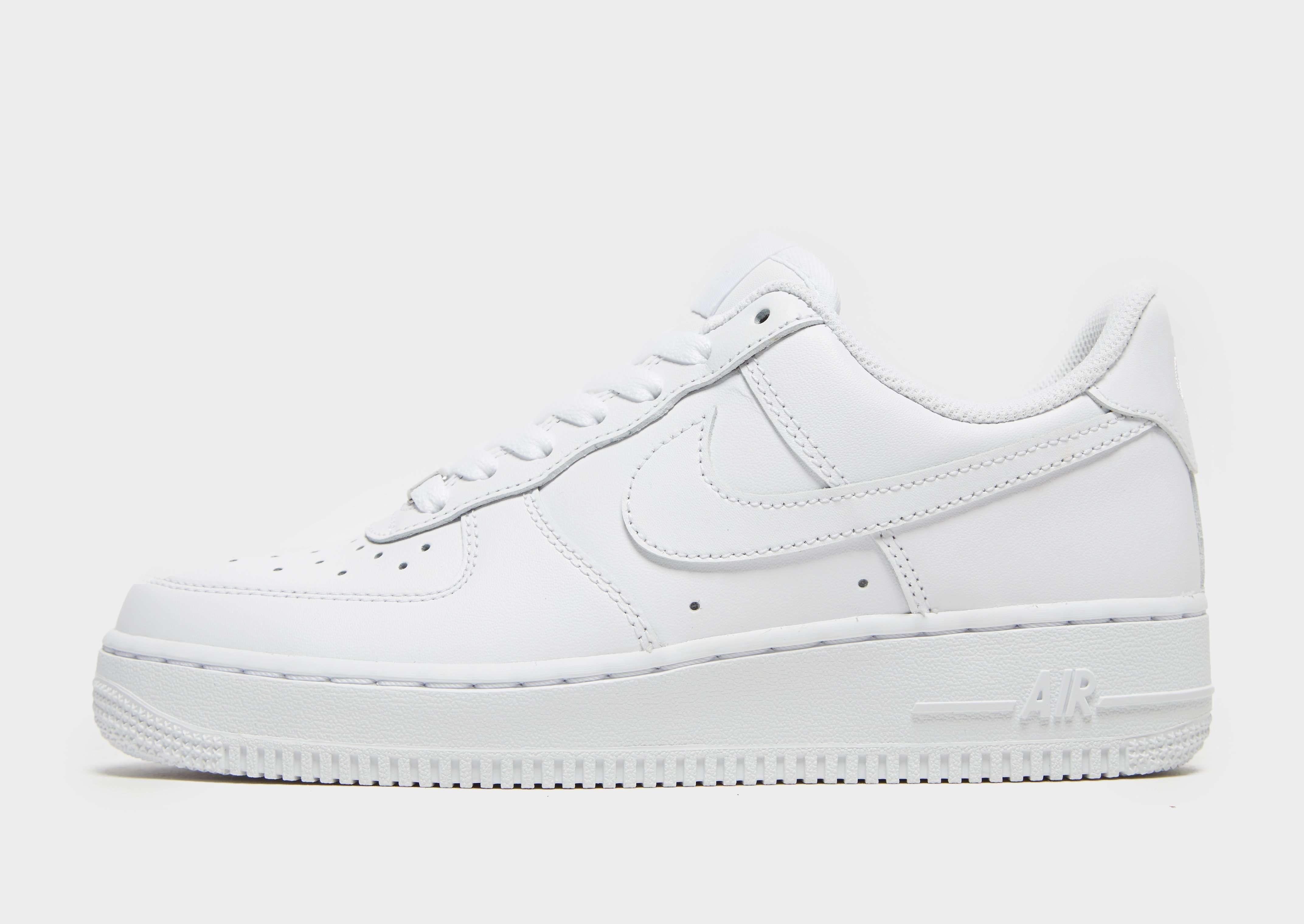 Buy White Nike Air Force 1 Low Womens | Nike air force, Nike ...