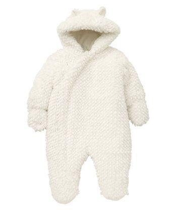 a63defc150b9 Mothercare Fluffy Snowsuit - pramsuits   snowsuits - Mothercare ...
