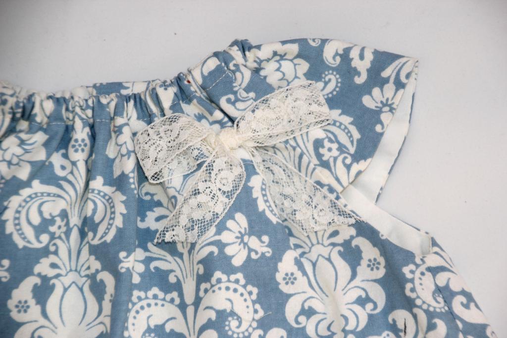 diy como hacer vestido de niña costura patrones gratis ropa bebe ...
