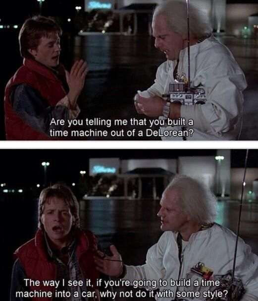 Back To The Future The Future Movie Back To The Future Favorite Movie Quotes