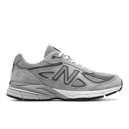 New Balance 990v4 Women's Made in USA Shoes - Grey (W990GL4 ...