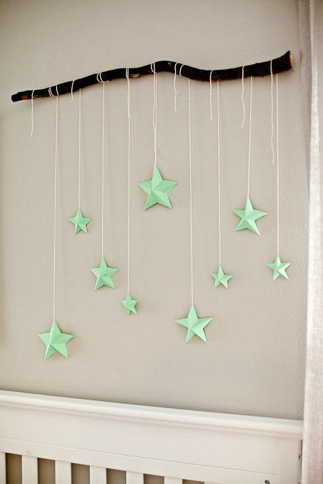 3d Create Your Own Room: Diy Nursery Mobile, Wall Art