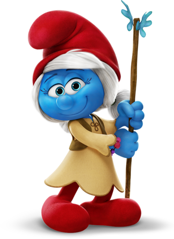 Smurfwillow ștrumfi Pinterest Smurfs Lost Village And Smurf