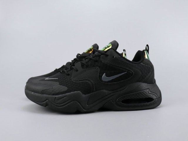 Nike Air 2 Max 2020 Triple Black Men's Running Shoes is part of Mens nike air, Workout shoes, Running shoes for men, Nike air, Mens nike shoes, Nike men - I like this  Do you think I should buy it