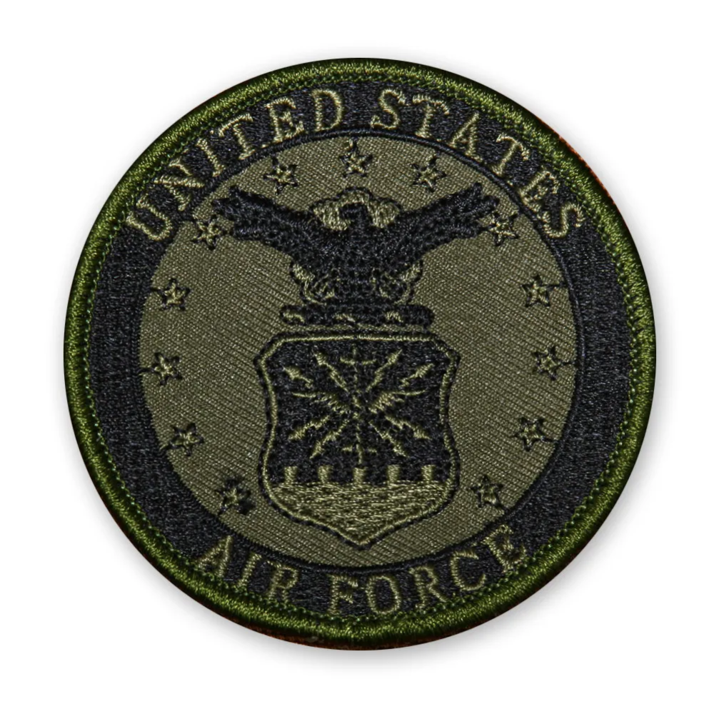 Us air force patch (subdued) in 2020 (With images) Air