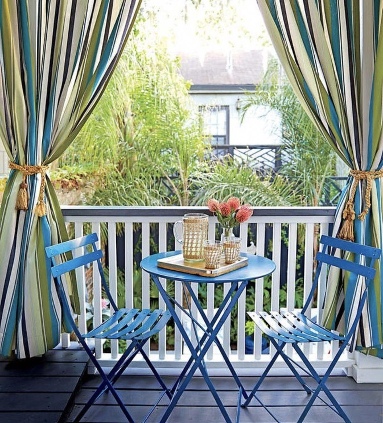 Southern Living Magazine (Savannah, GA Home) Blue Cafe