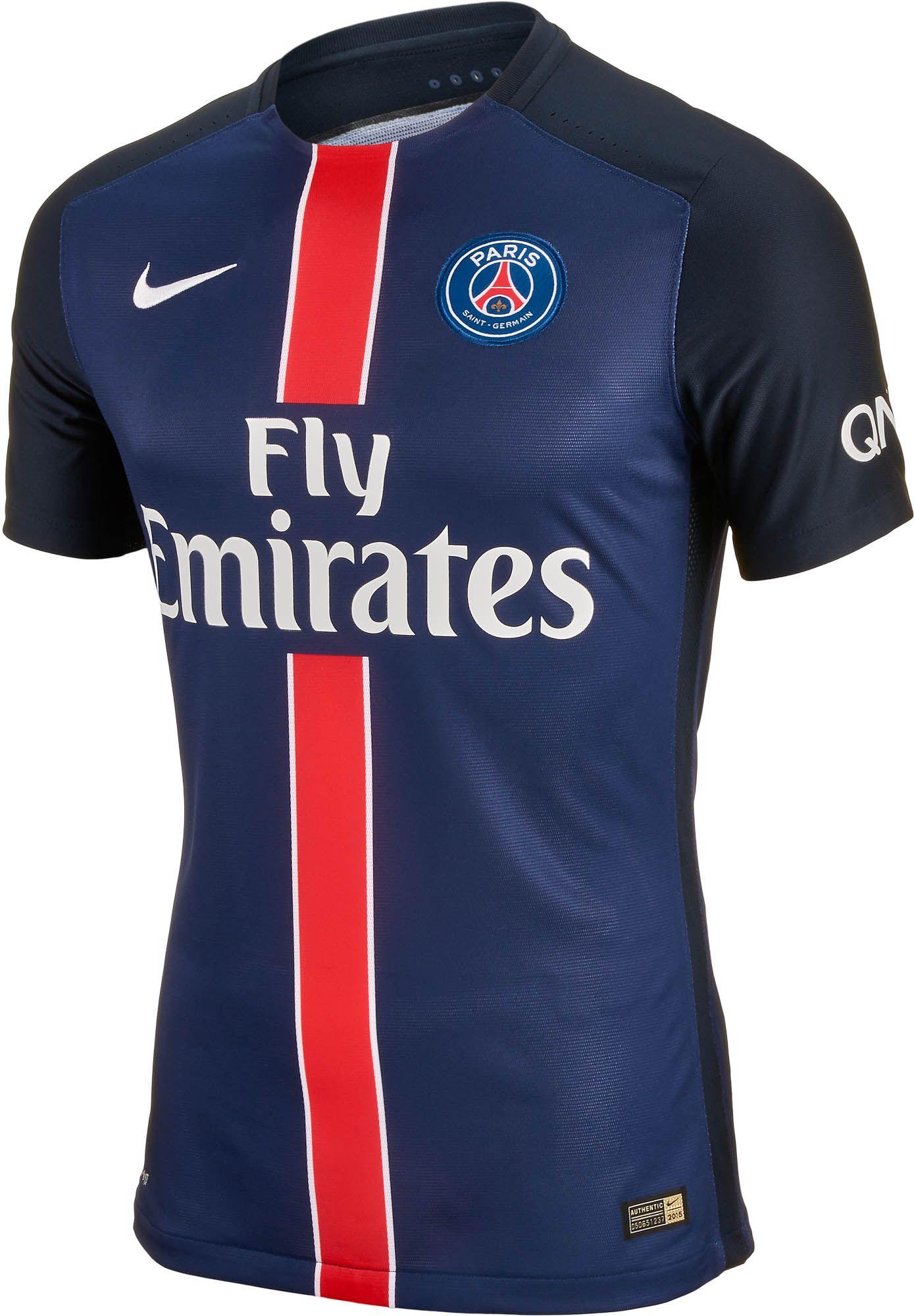 PSG  Nike kit  9ine  8df837079effd