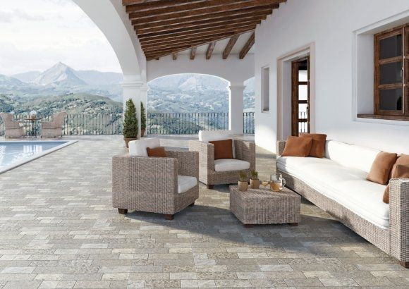 Resultado de imagen para pisos para exteriores antideslizantes decoraci n - Pavimentos exteriores antideslizantes ...