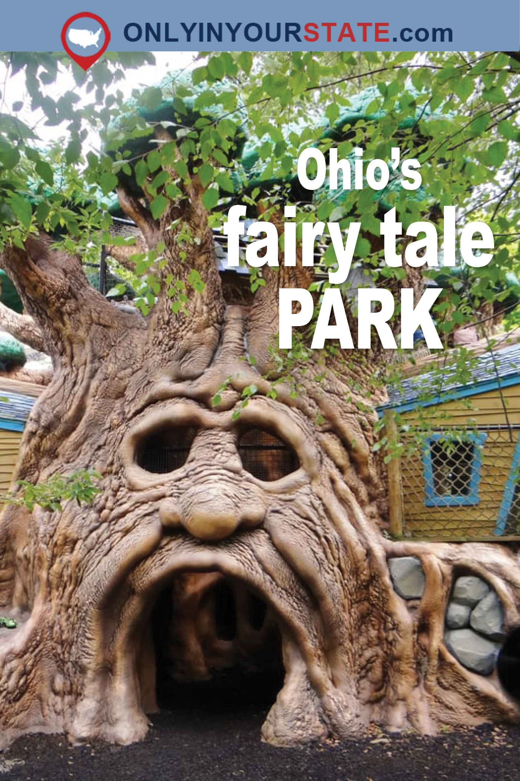 ohio fairy park attractions tale trips known travel looks weekend destinations usa adventure getaways onlyinyourstate trip spain gardens