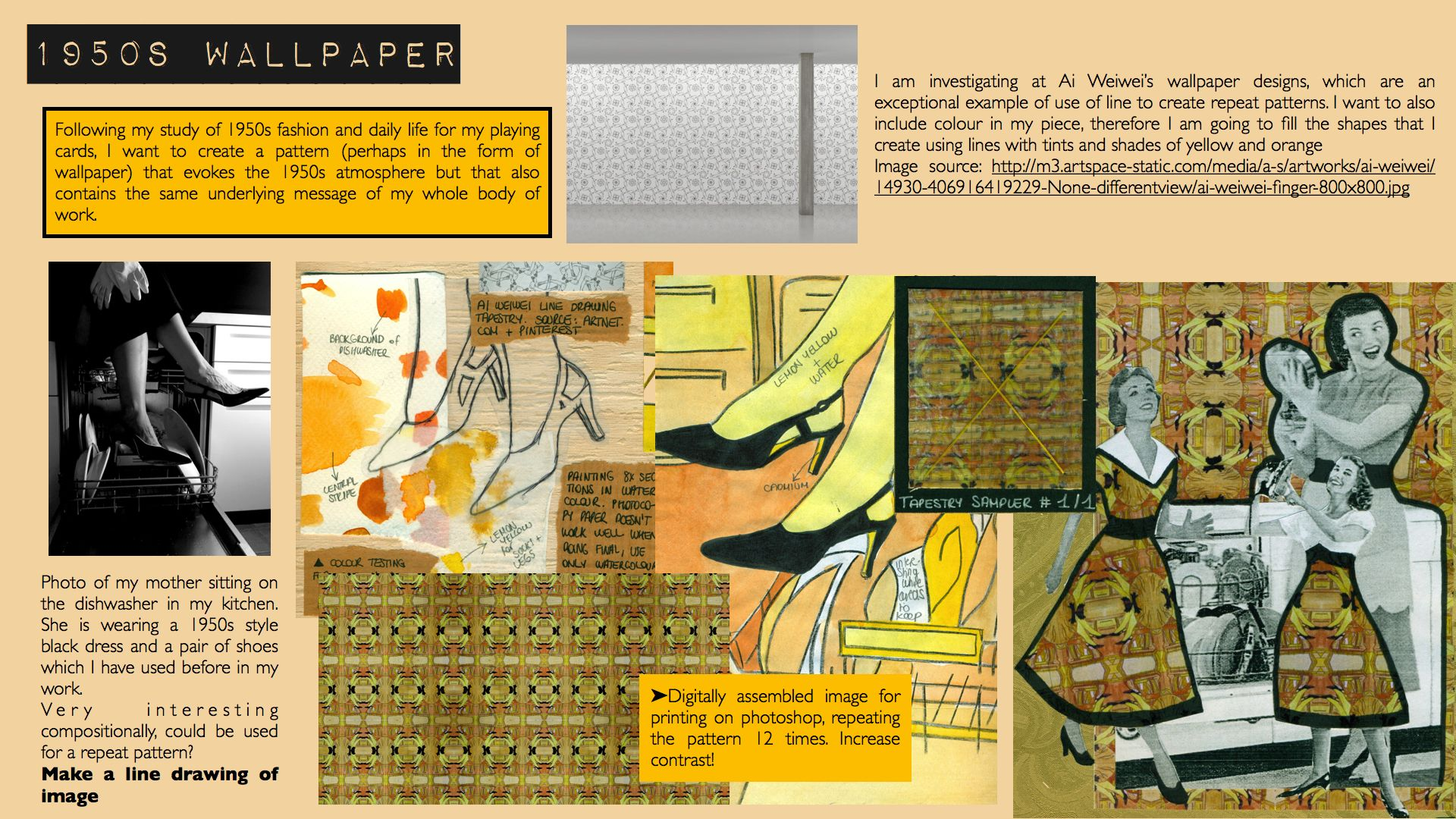 Ib Visual Arts Enrico Process Portfolio Hl