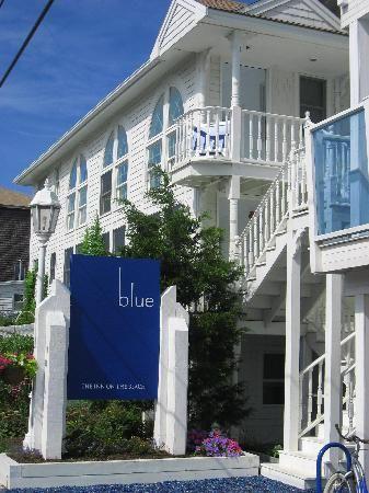 Blue The Inn On The Beach Plum Island Ma Lovely Place For A