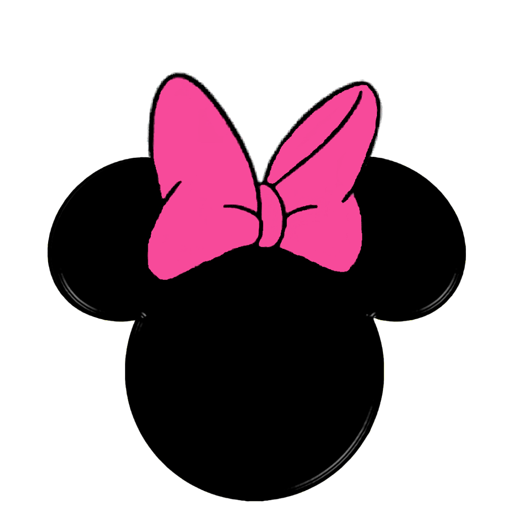 Image detail for -Hat and Crown Mickey Heads :: Minnie Bow Head ...