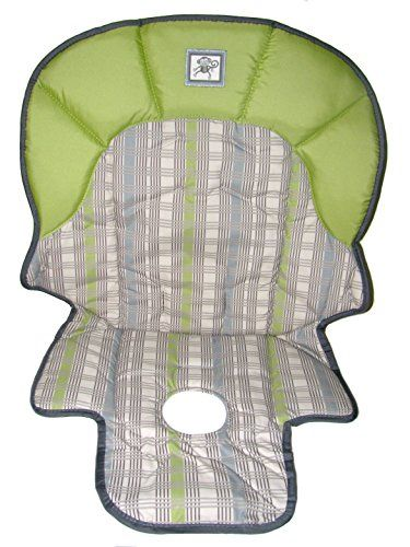 Graco Meal Time High Chair Replacement Seat Pad Cover Cushion Green u003eu003eu003e You can find out more details at the link of the image.  sc 1 st  Pinterest & Graco Meal Time High Chair Replacement Seat Pad Cover Cushion Green ...