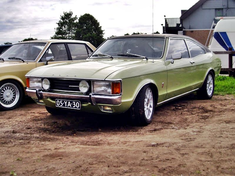 1975 Ford Granada 3 0 Ghia V6 Coupe Oldtimer Autos Fahrzeuge