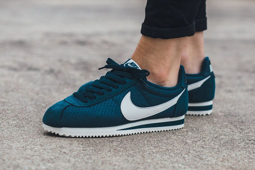 Nike Classic Cortez Midnight Turquoise