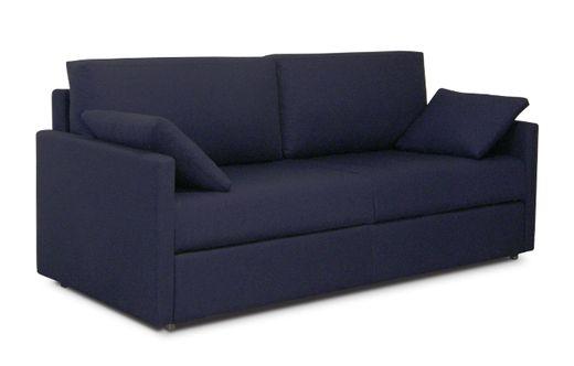 divano con letto 1 piazza estraibile - divano con 2 letti singoli ... - Divano Letto Libro Matrimoniale