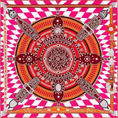 53552d089a80 La Maison des Carrés Hermès Parade de Leonhardi   Hermes   Pinterest ...