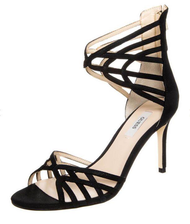 Mistry Talons En Hauts Sandales Guess À Noir Shoes 2019Women mN8nwv0