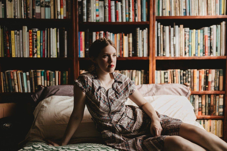 SusannaCole's Keepsake Home Bookshelves built in