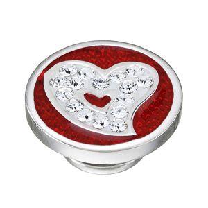 Kameleon Sterling Silver 'Heart's Desire' JewelPop