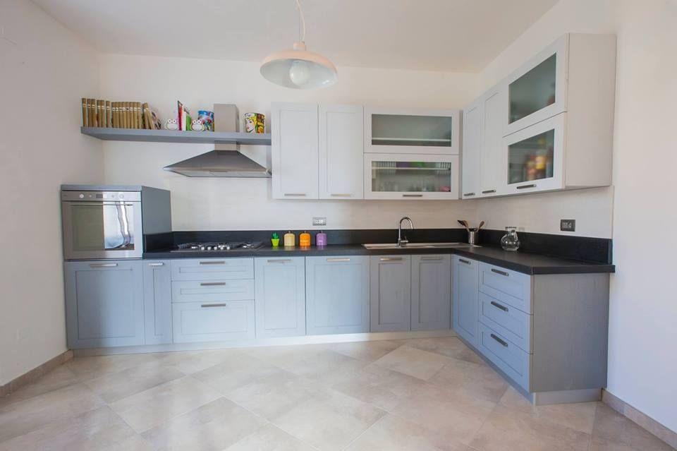 Cucina in rovere su misura legnoeoltre.altervista.org ...